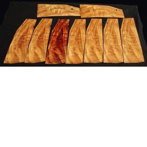 Hawaiian Rare Lumber
